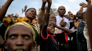 The religious right in east Africa