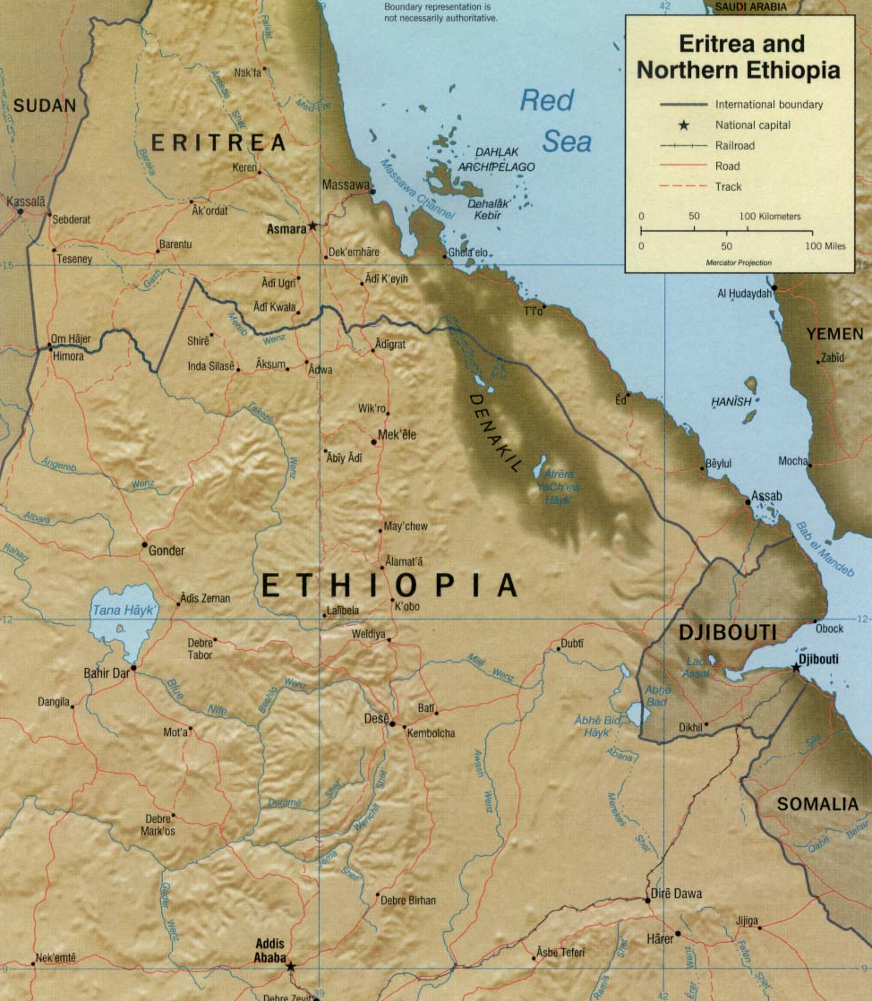 "Eritrea-Ethiopia Boundary Commission-""final and binding"" ruling"