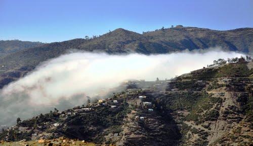 Eritrea Fog