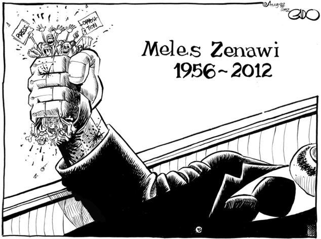 Meles Zenawi's regime