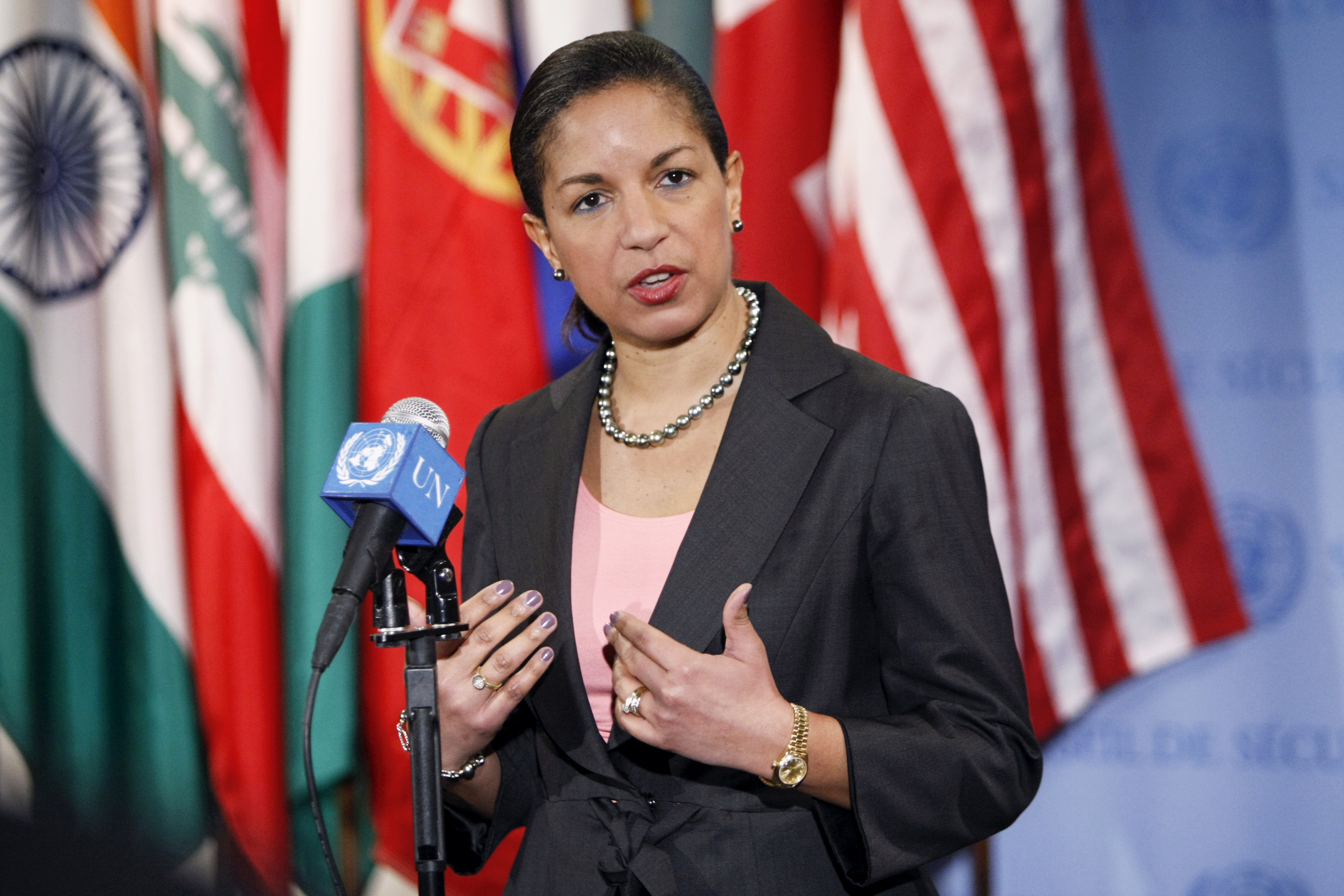 Susan Rice: U.S. Permanent Representative to the United Nations