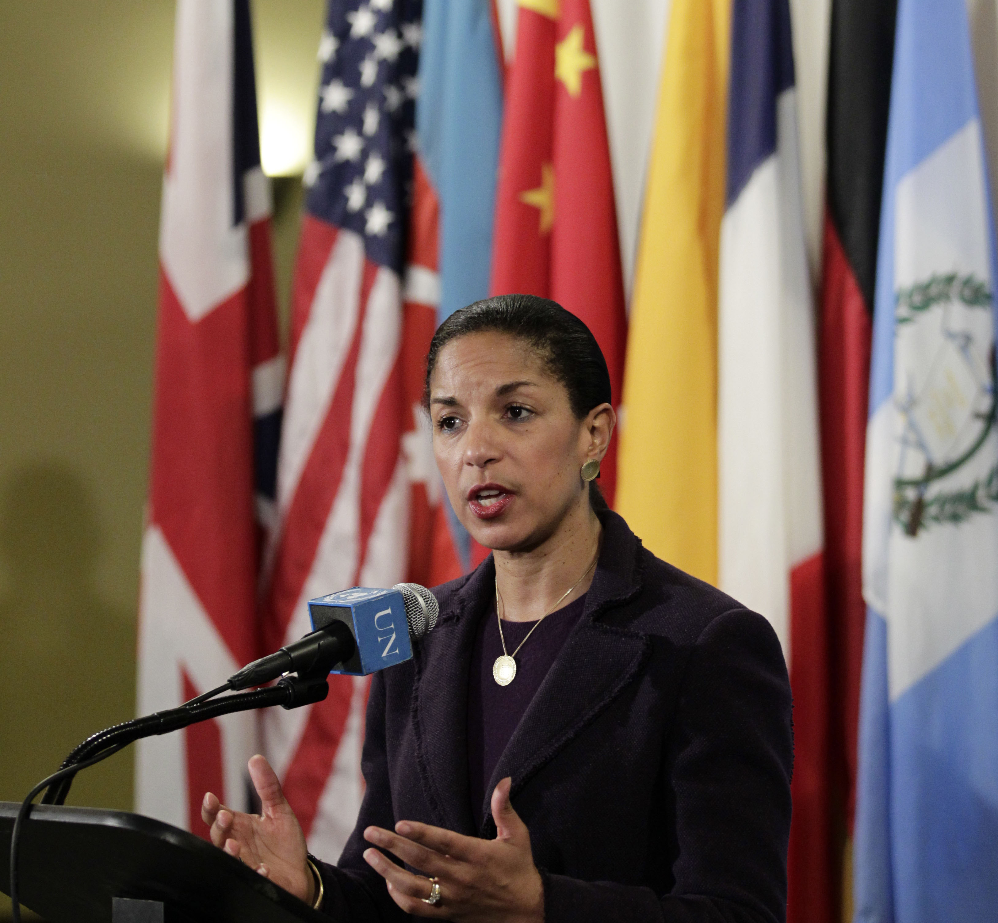 Susan Rice and Africa's Despots