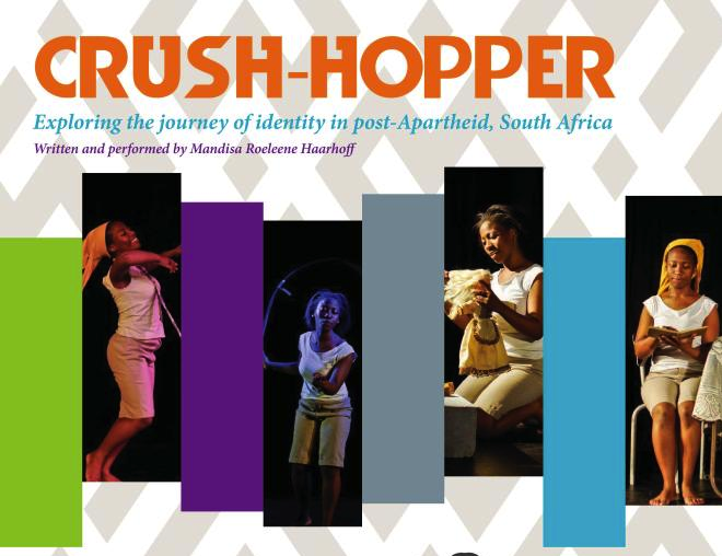 """Crush-Hopper"" by Mandisa Haarhoff: Exploring the Journey of Identityin Post-Apartheid South Africa"