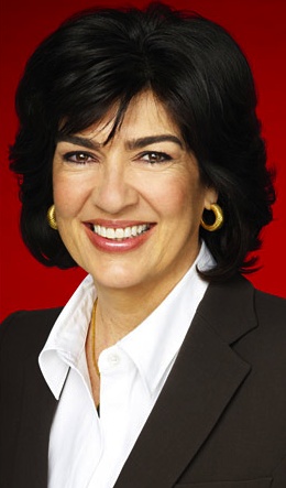 Christiane Amanpour is CNN's chief international correspondent and anchor of Amanpour, a nightly foreign affairs program on CNN International.