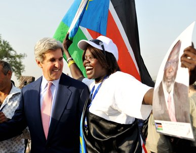 New Secretary, Same Ole' Game?: What Will Kerry's Foreign Policy Bring To Africa?