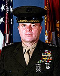Lieutenant General Martin Steel