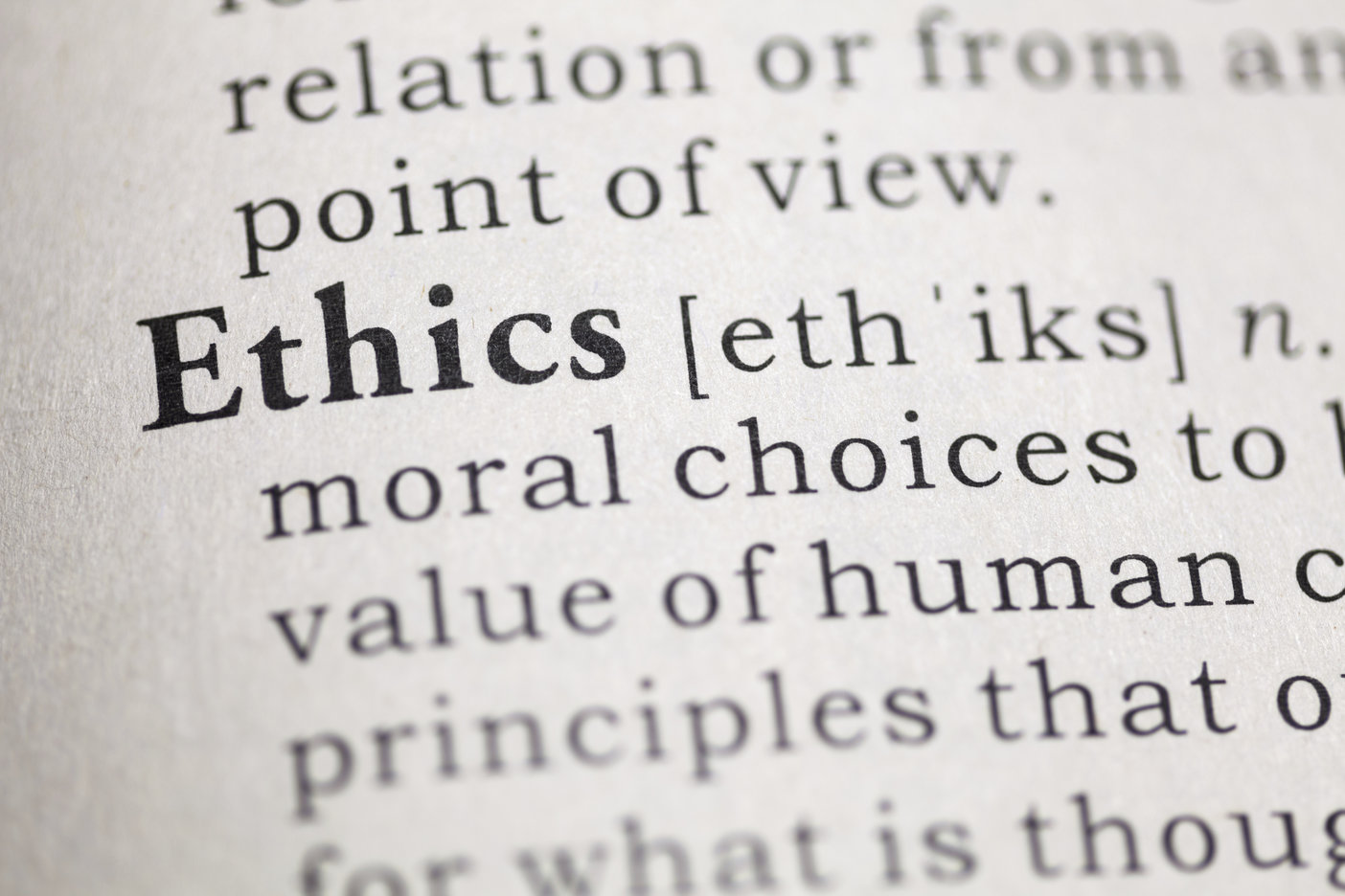 professional ethics in journalism International declaration of principles of professional ethics in journalism principle i: people's right to true information peo.