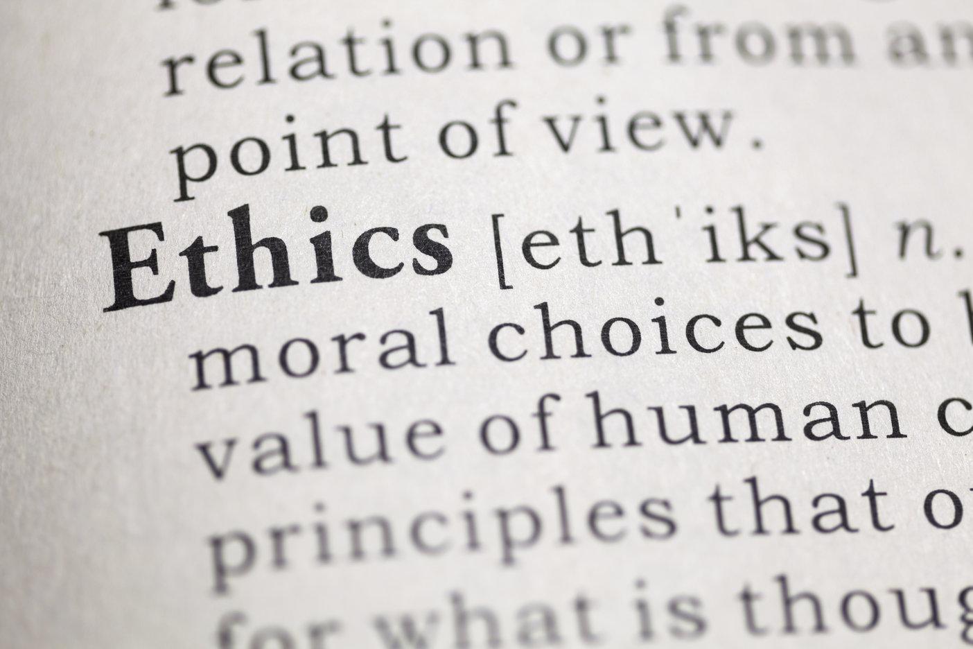 Training Workshop on Ethics and Professionalism