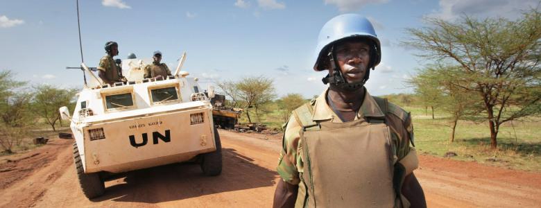 Peacekeeping - UNMIS